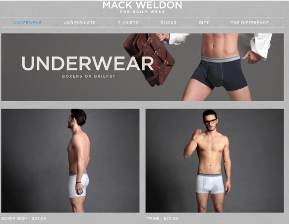 MackWeldon