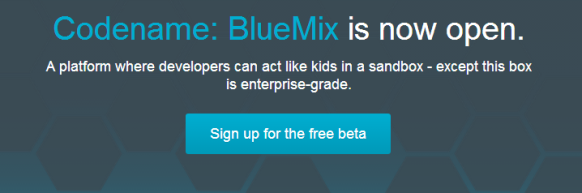 BlueMixBeta