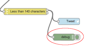 debug-nodeRED